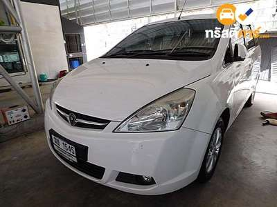 PROTON EXORA BASE 7ST 4DR WAGON 1.6I 4AT 2012