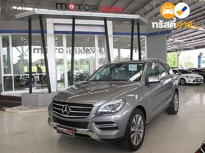 BENZ ML-Class SPORTS G-TRONIC ML250 CDI BLUEEFFICIENCY AMG 4DR SUV 2.1DTI 7AT 2015