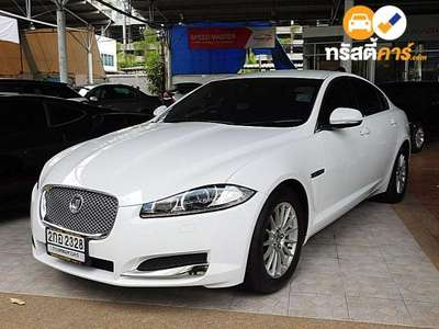 JAGUAR XF SERIES PREMIUM LUXURY SA 4DR SEDAN 3.0I 6AT 2012