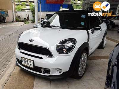 MINI COUPE PACE S ALL4 SA 2DR HATCHBACK 1.6TT 6AT 2014