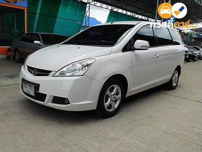 PROTON EXORA HIGH LINE 7ST 4DR WAGON 1.6I 4AT 2001