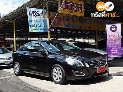 VOLVO S60 DRIVE SA 4DR SEDAN 1.6TI 6AT 2015