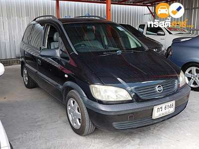 CHEVROLET ZAFIRA CD 7ST 4DR WAGON 1.8I 4AT 2004