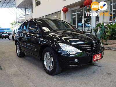 SSANGYONG SSANGYONG ACTYON TECHLINE 4DR WAGON 2.0DCT 4AT 2007