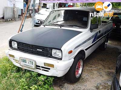 MAZDA FAMILIA EXT. CAB STR SUPER CAB 2DR PICKUP 1.4 5MT 1994