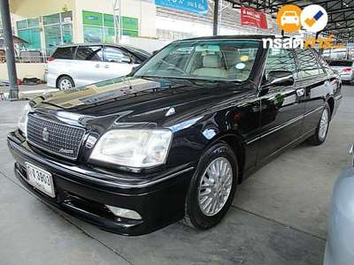 TOYOTA CROWN ROYAL SALOON 4DR SEDAN 2.5I 4AT 2003