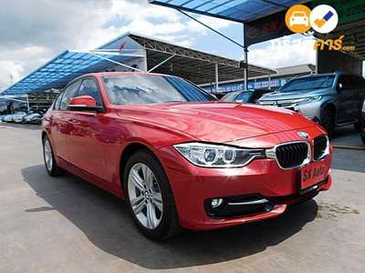 BMW Series 3 320D GRAN TURISMO STEPTRONIC 4DR SEDAN 2.0DTT 8AT 2016