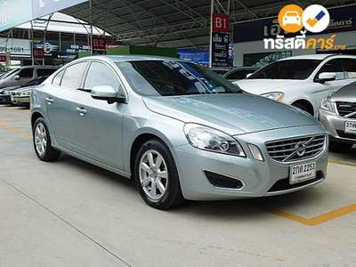 VOLVO S60 DRIVE SA 4DR SEDAN 1.6TI 6AT 2013