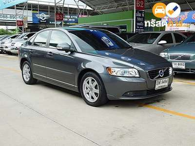 VOLVO S40 FWD 2.0I (CBU) 4DR SEDAN 2.0I 0AT 2012
