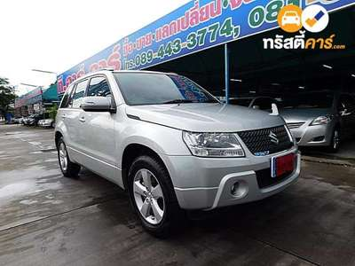 SUZUKI VITARA GRAND JLX 4DR WAGON 2.0I 5AT 2011