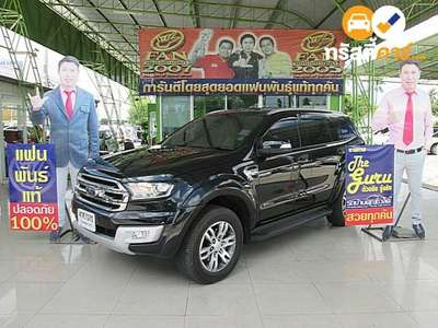 FORD EVEREST TITANIUM 7ST 4DR WAGON 2.2DCT 6AT 2016