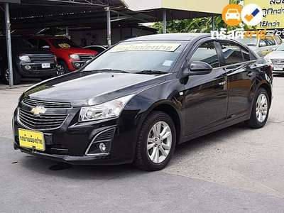CHEVROLET CRUZE LT SA 4DR SEDAN 1.6I 6AT 2014