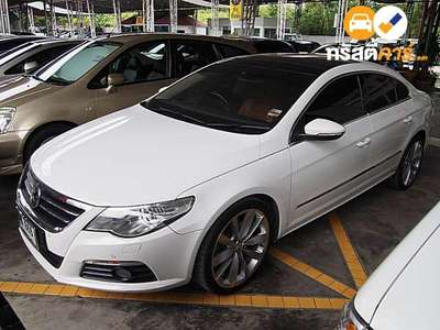 VOLKSWAGEN PASSAT TSI HIGHLINE TIPTRONIC CC 4DR SEDAN 2.0IT 6AT 2011