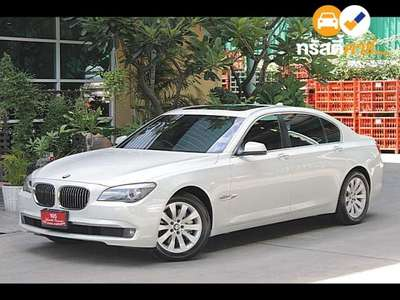 BMW Series 7 STEPTRONIC 730LD 4DR SEDAN 3.0DTI 6AT 2012