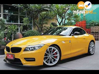 BMW Z4 SDRIVE 20I STEPTRONIC 2DR CONVERTIBLE 2.0I 8AT 2012