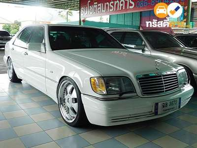 BENZ 500 4DR SEDAN 5.0I 4AT 1993