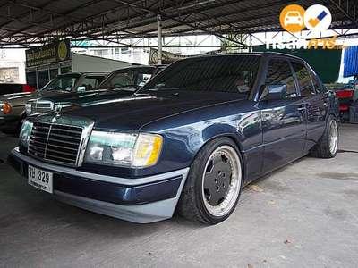 BENZ 300 300E 4DR SEDAN 3.0 4AT 1991