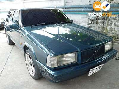 VOLVO 740 4DR SEDAN 2.3 4AT 1990