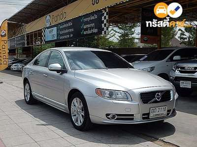 VOLVO S80 SUPERIOR SA 4DR SEDAN 2.5ITC 6AT 2011