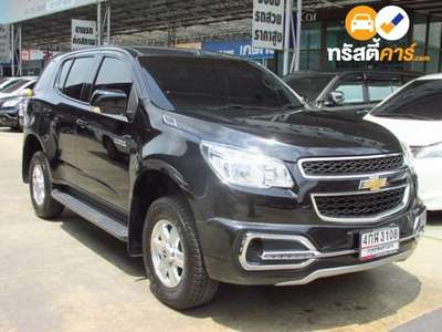 CHEVROLET TRAILBLAZER LT 7ST 4DR WAGON 2.8DCT 6AT 2016