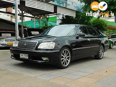 TOYOTA CROWN ROYAL SALOON 4DR SEDAN 3.0I 4AT 2002