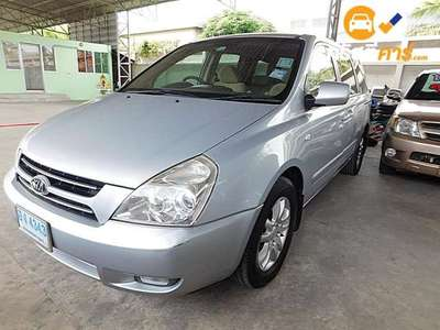 KIA GRAND CARNIVAL EX 11ST CARNIVAL 4DR WAGON 2.9D 5AT 2007