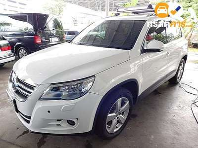 VOLKSWAGEN TIGUAN TIPTRONIC 5DR WAGON 2.0DTI 6AT 2012