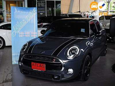 MINI COUPE S SA 2DR HATCHBACK 2.0IS 6AT 2015