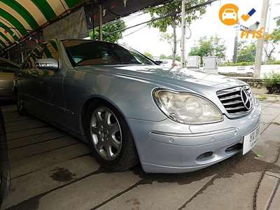 BENZ S-Class S320 4DR SEDAN 3.2I 4AT 2010