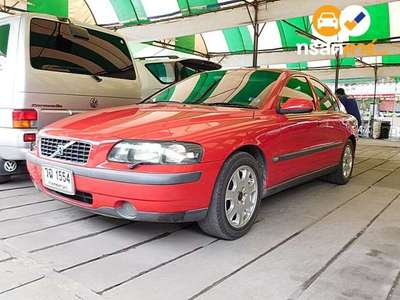 VOLVO S60 SA 4DR SEDAN 2.3ITI 5AT 2003