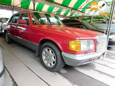 BENZ 500 4DR SEDAN 5.0I 4AT 1991