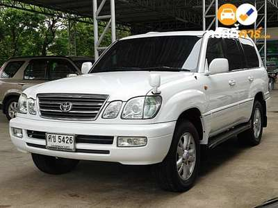 TOYOTA LAND CRUISER 7ST PRADO 4DR SUV 4.7I 4AT 2004
