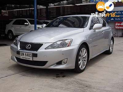 LEXUS IS PREMIUM 4DR SEDAN 2.5I 4AT 2006