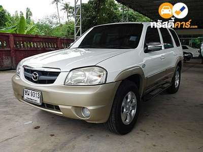MAZDA TRIBUTE VICTORY 4DR WAGON 3.0I 4AT 2004