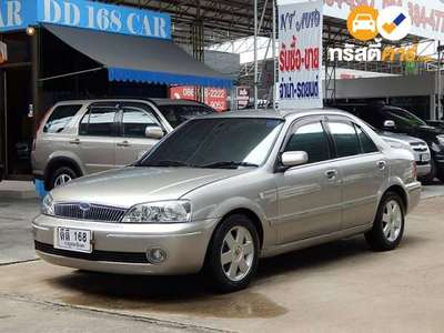 FORD LASER TIERRA GHIA 4DR SEDAN 1.8I 4AT 2004