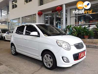 KIA PICANTO 4DR HATCHBACK 1.1I 4AT 2011