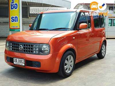 NISSAN CUBE CVT 4DR HATCHBACK 1.4I 5AT 2011