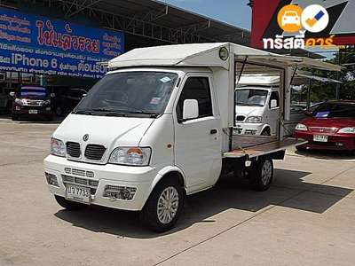 DFSK MINI TRUCK SINGLE CAB 2DR  1.1I 5MT 2012