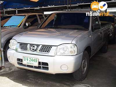 NISSAN FRONTIER SINGLE CAB AE 2DR PICKUP 2.5DTI 5MT 2008