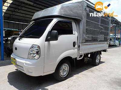 KIA K2900 SINGLE CAB 2DR TRUCK 2.9DCT 5MT 2010
