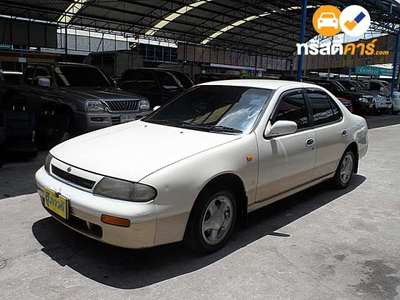 NISSAN BLUEBIRD SSS-G ATESSA 4DR SEDAN 2.0I 4AT 1993