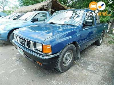 ISUZU TFR STATION WAGON 4DR WAGON 2.5D 5MT 1997