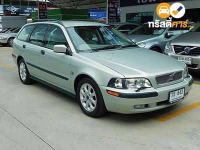 VOLVO V40 7ST 4DR WAGON 2.0ITI 4AT 2001