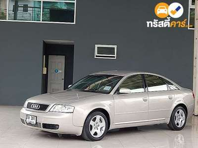 AUDI A6 MULTITRONIC 4DR SEDAN 2.4I 6AT 2001
