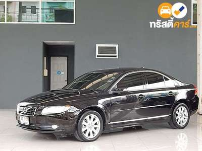 VOLVO S80 BUSINESS SA 4DR SEDAN 2.5ITC 6AT 2012