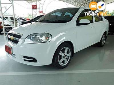 CHEVROLET AVEO LS 4DR SEDAN 1.6I 4AT 2014