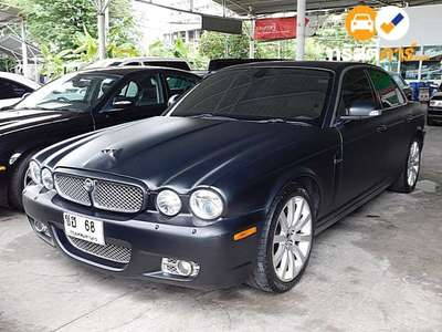JAGUAR XJ6 4DR SEDAN 3.0I 6AT 2008