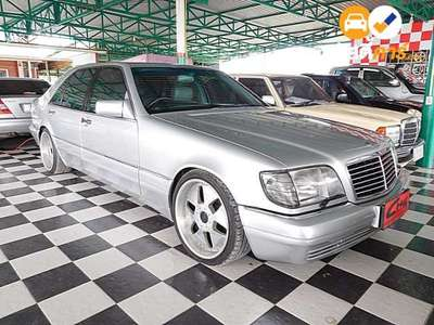 BENZ 300 4DR SEDAN 3.2I 4AT 1994