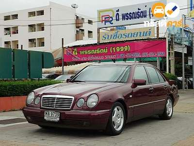 BENZ 230 4DR SEDAN 2.3I 4AT 1997