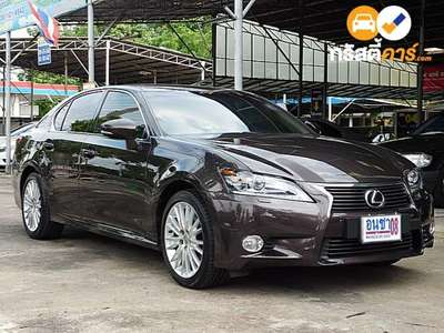 LEXUS GS PREMIUM SA 4DR SEDAN 2.5I 6AT 2012